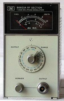 Agilent 86603A Image