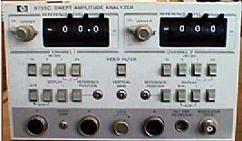 Agilent 8755C Image