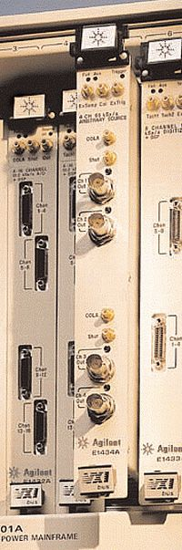 Agilent E1434A Image