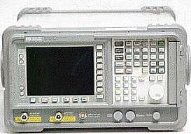Agilent E7401A Image