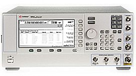 Agilent E8663D Image