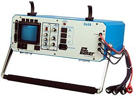 Baker instrument d65r 15 kv winding tester with armature for Electric motor testing equipment