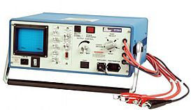 Baker instrument st106a 6 kv surge dc high potential for Electric motor testing equipment