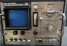 Baker Instruments 124 Image