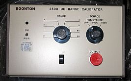Boonton 2500 Image
