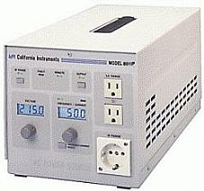 California Instruments 1001P Image