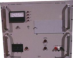 California Instruments 3001TC Image