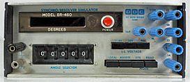 DDC SR-460 Image