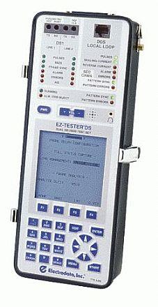 Electrodata TTS-3 Image