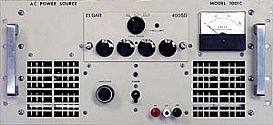Elgar 1001C Image