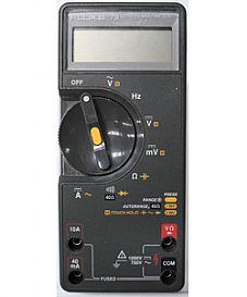 fluke 79 series ii 3 5 digit multimeter for sale handheld rh testequipment center Fluke 79 III Fluke 114