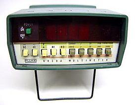 Fluke 8030A Image