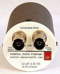 General Radio 1403K Image