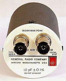 General Radio 1403V Image