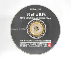 General Radio 1406E Image