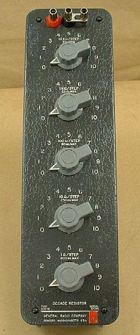 General Radio 1432M Image