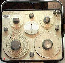 General Radio 1650B Image