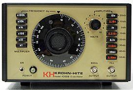 Krohn Hite 4200B Image