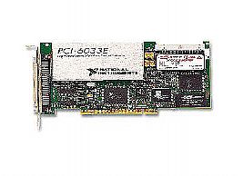 National Instruments PCI-6033E Image