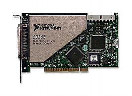 National Instruments PCI-6036E Image