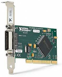 National Instruments PCI-GPIB Image