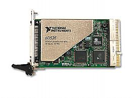 National Instruments PXI-6052E Image