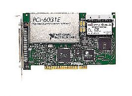 National Instruments PCI-6031E Image
