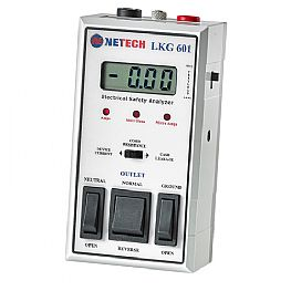 Netech Lkg601 For Sale Biomedical Electrical Safety