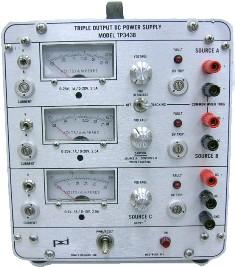 Power Designs TP343B Image