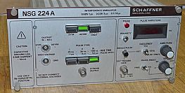 Schaffner NSG 224A Image