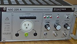 Schaffner NSG 225A Image