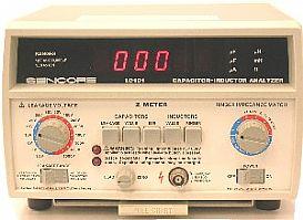 Sencore LC101 Image