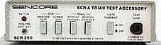 Sencore SCR250 Image
