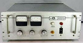 Sorensen DCR80-30A Image