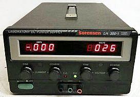 Sorensen LH300-1 Image