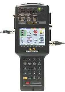 Sunrise Telecom SUNSET E20 Image