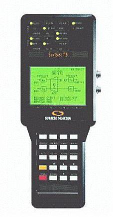 Sunrise Telecom SUNSET T3 Image