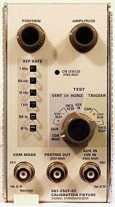 Tektronix 067-0587-02 Image