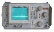 Tektronix 496 Image