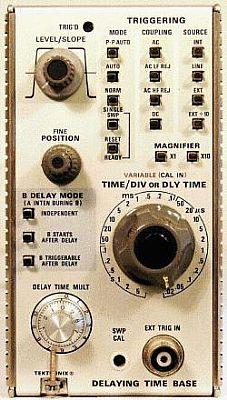 Tektronix 7B71 Image