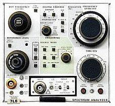 Tektronix 7L5 Image