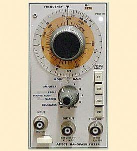 Tektronix AF501 Image