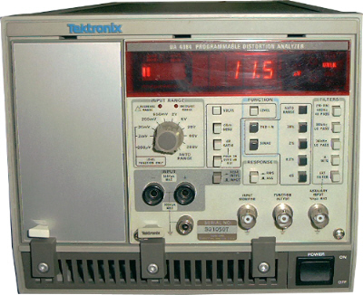 Tektronix DA4084 Image
