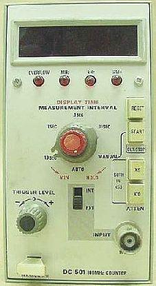 Tektronix DC501 Image