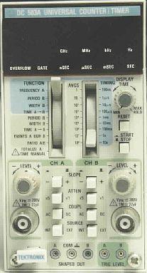 Tektronix DC503A Image