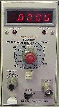 Tektronix DC504 Image