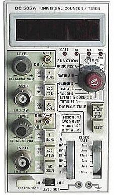 Tektronix DC505A Image