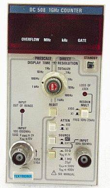 Tektronix DC508 Image