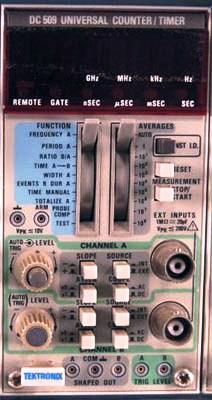 Tektronix DC509 Image