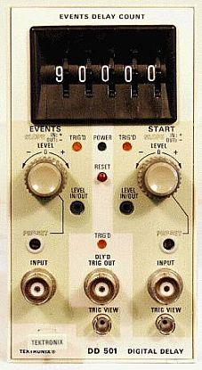 Tektronix DD501 Image